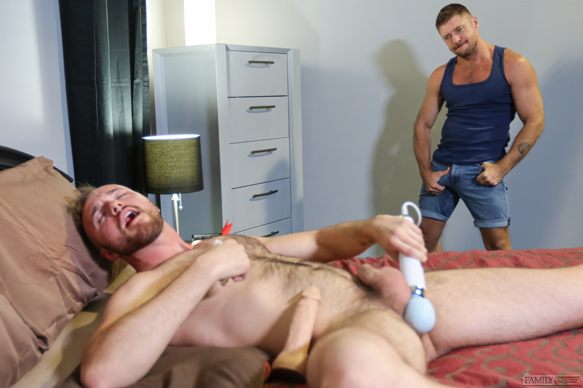 """Cody Moore Is Caught In """"The Secret Toy Drawer"""" Over At Family Creep"""