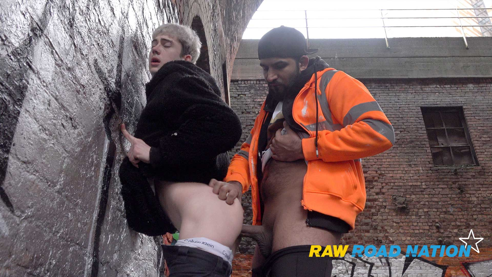"""Jafar XXX Gives Jake C. A Proper Dick Whipping In Raw Road Nation's """"Two Tradies"""""""